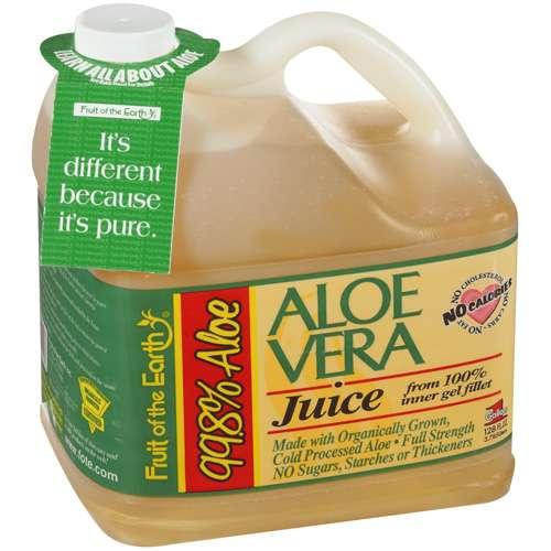 Aloe Vera Detangler & leave-in