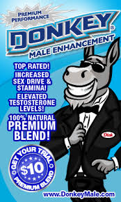 Donkey Male Enhancement - It enhances your erectile limit and sexual execution on bed