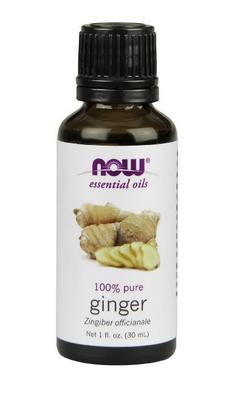 DIY Ginger Oil for Regrowing Edges