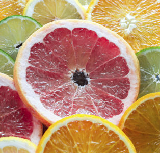 Citrus Body Spray for Bright Skin